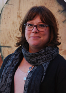 Camilla Skoglund, stödsamordnare