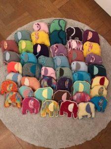 Elefanter för änglabarn