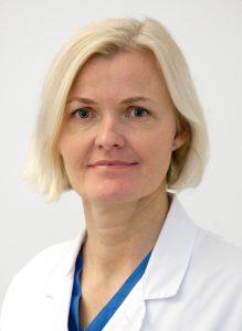 Elisabet Olhager Klinikchef neonatal, professor